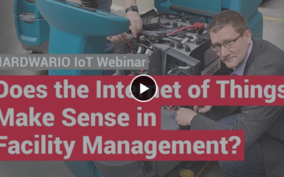 IoT in Facility Management – webinar with Hardwario